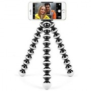 De-TechInn Flexible Mini Gorilla Tripod For Smart MobilePhone Camera Dslr With Universal Mobile Monopod Holder Tripod