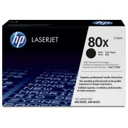 Original HP CF280X / No80X LaserJet Pro M401 Black Print Cartridge 6900 pages