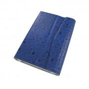 """WPOWER 7"""" Műbőr, nyomott mintás tablet tok, kék"""