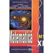 Matematica cls 11 M1 - Ion Mihai I.V. Maftei Liviu Parsan Adela Mihai