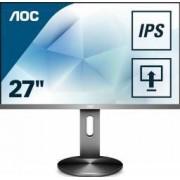 Monitor LED 27 AOC I2790PQUBT Full HD IPS 4ms