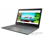 "Laptop Lenovo Ideapad 320 80XJ000RHV 17,3"", negru/gri, layout tastatura maghiara"