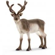 Schleich - Wild Life Reindeer Toy Figure