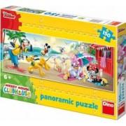 Dino Toys Puzzle - Clubul lui Mickey Mouse - La plaja 150 piese