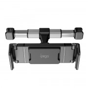 Suport auto telescopic pentru tetiera, maxim 22 cm, iPega PG-9150, telefon/tableta, rotire 360 grade, negru
