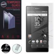 Wofalo® Sony Xperia Z5 E6603 E6653/ Z5 Dual E6633 E6683: 1 Film De Protection En Verre Trempé