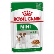 48x85g Mini Adult Royal Canin comida húmeda para perros