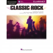 Hal Leonard Instrumental Play-Along: Classic Rock - Clarinet