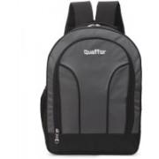 Quaffor 19 inch Laptop Backpack(Grey)