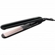 Placa de indreptat parul Essential Care HP8321/00, Placi ceramice, 210 grade, Negru