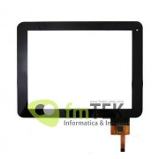 "TOUCH SCREEN TABLET STOREX eZee' TAB 803 804 805 - 8.0"" - PRETO"