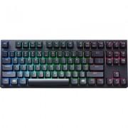 Геймърска механична клавиатура Cooler Master MasterKeys Pro S RGB, Cherry MX Red