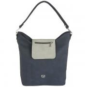 Dámská modrá kabelka EGO 2043
