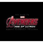 Turnaround Comics Vengadores: La era de Ultrón - El arte del Universo cinematográfico de Marvel (tapa dura)