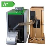 Chaudière à granulés de bois Hercules Green Eco Therm 32J diam 150mm (23300)