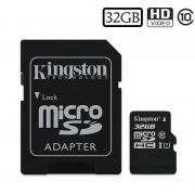 Cartão de Memória MicroSDHC Kingston Canvas Select SDCS/32GB - 32GB