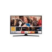 "Smart TV LED 75"" Samsung 4K Ultra HD 75MU6100 Tizen Wi-Fi 3 HDMI 2 USB com Conversor Digital"