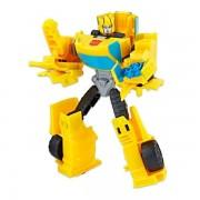 Figurina transformabila BumbleBee Transformers Cyberverse Warrior Class
