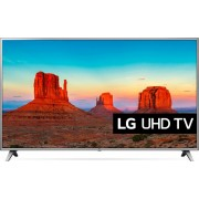 "Televizor TV 75"" Smart LED LG 75UK6500PLA, 3840x2160 (Ultra HD), WiFi, HDMI, USB, T2"
