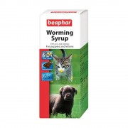 Beaphar Worming Syrup, 45ml