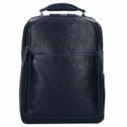 Piquadro Blue Square Special Business Zaino pelle 42 cm scomparto Laptop