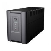 PowerWalker UPS POWER WALKER LINE-INTERACTIVE 1200VA 2X 230V PL + 2X IEC OUT,RJ11/RJ45 IN/OUT, USB + EKSPRESOWA WYSY?KA W 24H