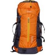 GRANDIOSE 50L Orange Hiking Backpacks and Rucksacks bags (GTB65001OR) Rucksack - 50 L(Orange)