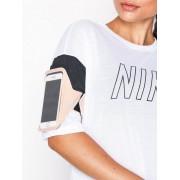Nike Lean Arm Band Mobilhållare Rosa/Silver