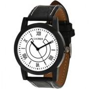 Laurex Analog Round Casual Wear Watches for Men LX-099