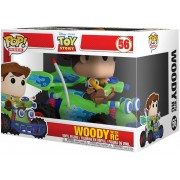 Toy Story FUNKO POP Vinylfigur! - Toy Story Woody with RC POP! Funko Pop Vinylfigur-multicolor - Offizieller & Lizenzierter Fanartikel - Offizieller & Lizenzierter Fanartikel