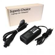 Superb Choice ASUS Cargador Adaptador ® 65W Alimentación Adaptador para Ordenador PC Portátil