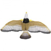 Shribossji Battery Operated Flying Eagle bird Toy with String to Hang for kids(multicolour)