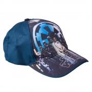 Детска шапка Star Wars Empire черна със синьо