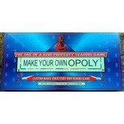 Make Your Own Opoly Board Game by TDC Games