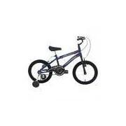 Bicicleta Infantil Skii Masculina Aro 16 Stone Bike - Azul