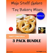 mojo stuff galore Ultimate Easy Bake Oven mixes Pretzels mixes | Refill