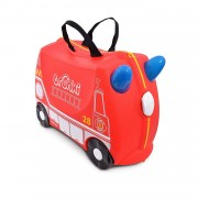 Trunki Maleta Infantil Camión de bomberos Frank Trunki
