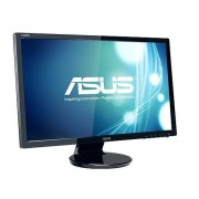 "Monitor ASUS VE247H, 23.6"", LED, 1920x1080, 10M:1, 2ms, 300cd, D-SUB, DVI, HDMI, repro, čierny"