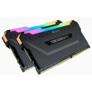 Corsair Vengeance RGB Pro 16Gb(8Gbx 2) DDR4-3600 (pc4-28800) CL18 1.35v Desktop Memory Module
