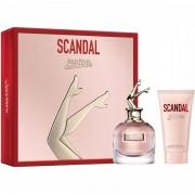 Jean Paul Gaultier Scandal Комплект (EDP 50ml + BL 75ml) за Жени