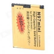 Bateria del li-ion de 3.7V 1400mAh para nokia / N97Mini / E7 / E5-00 / E7-00 / N8 + mas - de oro