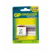 Ni-Cd Акумулаторна батерия GP T104-U1 за безжичен телефон
