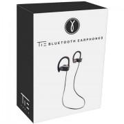 Tie Studio Bluetooth 4.1 Sport Bluetooth Sport Cuffia Auricolare In Ear headset con microfono, regolazione del volume,