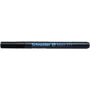 Marker cu vopsea SCHNEIDER Maxx 271, varf rotund 1-2mm - negru