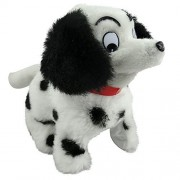 Walking & Barking Dalmatian Toy Puppy by Kid Toy Imports