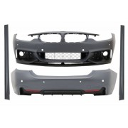 Bodykit kit estetico TUNING look M-Performance BMW Serie4 F36 Grand Coupè 2013- per sensori per lavafari paraurti diffusore minigonne