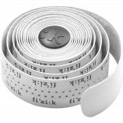 Fizik Superlight Tacky Handlebar Tape With Logo - White/Logo