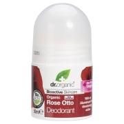 Organic Rose Otto Roll-on Deodorant 50ml
