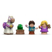 Fisher-Price Disney Princess Rapunzel Friends by Little People