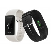 Polar A370 Fitness Tracker - White - M/L